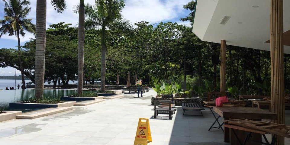 Magnaga Waters Beach Resort general pest control treatment..