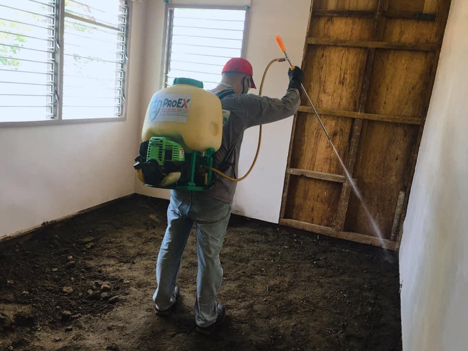 Soil Treatment!