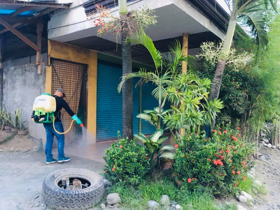Disinfection Service and General Pest Control Treatment at Tingyan Restaurant Co...
