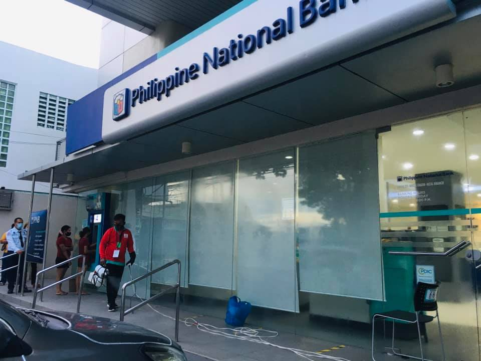 Rendered Disinfection Service at PNB!   For inquiries, visit our website www.pro...