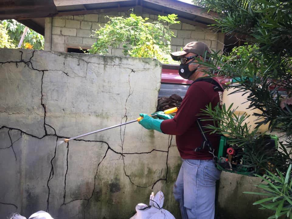 Subterranean Termite treatment. This type of termite is the most destructive! It...