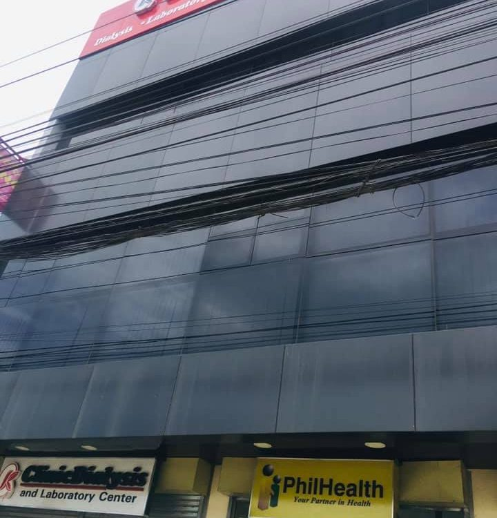 All crawling and flying insect pests treatment done at K Clinic Dialysis and Lab...