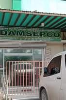 """Ist möglicherweise ein Bild von Text """"C DAVAO MULTI-PURPOSE DAMSEPCO SEED PRODUCERS COOPERATIVE DAMSEPCO ACH"""""""